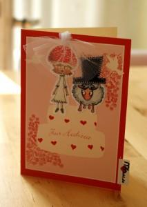 Hochzeitskarte by Maki