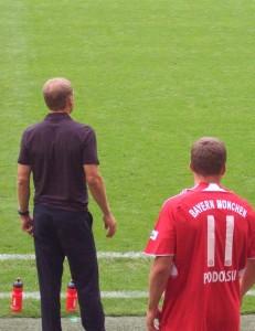 Klinsi und Poldi