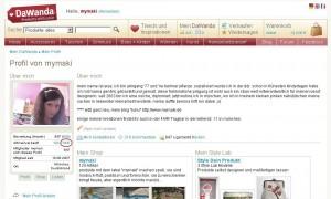Makis 1.000ster verkaufter Artikel