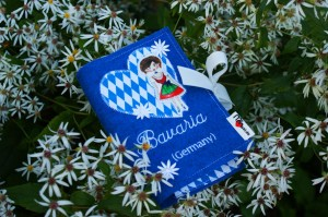 Bayrische Passhülle