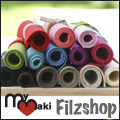 Wollfilze in Makis DaWanda-Shop
