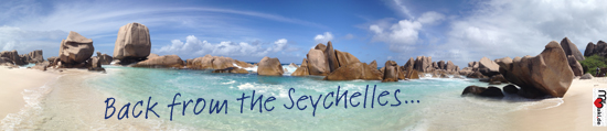 Anse Marron Beach Seychelles